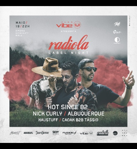 Radiola Label Night @ Opera Concept Hall
