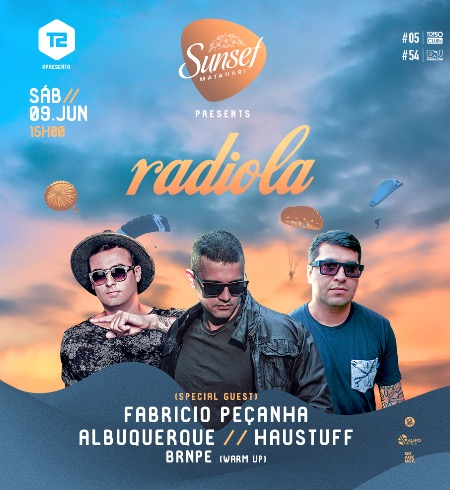 Radiola Sunset @ Matahari Club