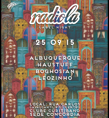 Radiola Label Night @ Clube Concórdia