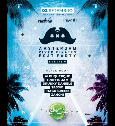 Radiola Label Night @ Place Lounge - Preview Amsterdam