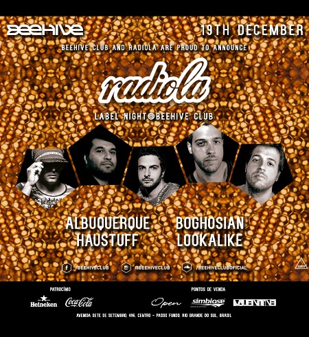 Radiola Label Night @ Beehive