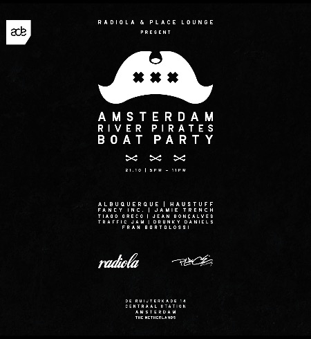 Radiola & Place @ Amsterdam Dance Event