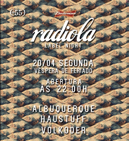 Radiola Label Night @ +55
