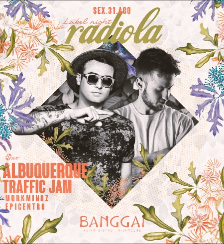Radiola Label Night @ Banggai