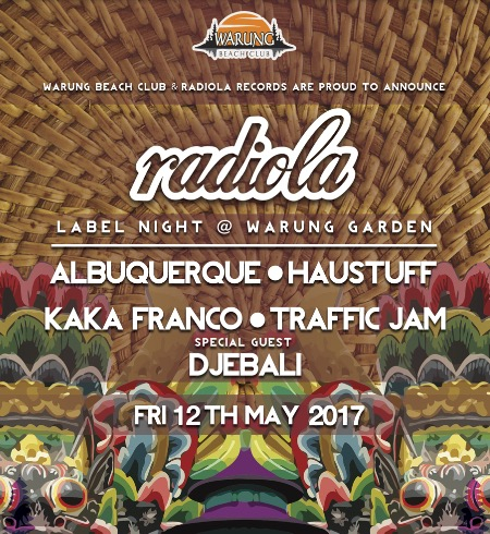 Radiola Label Night @ Warung